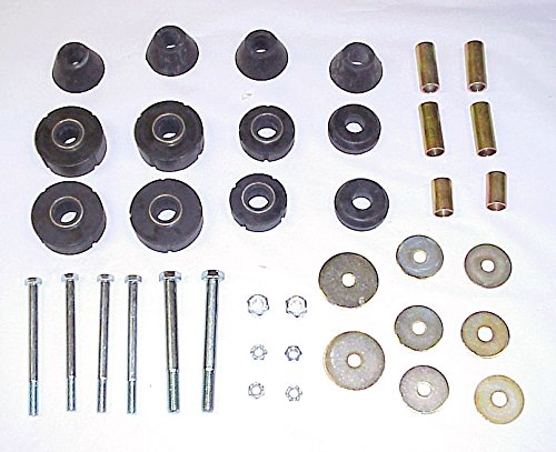1967- 1972 Cab & Radiator RUBBER Mount Kit Chevy GMC Truck