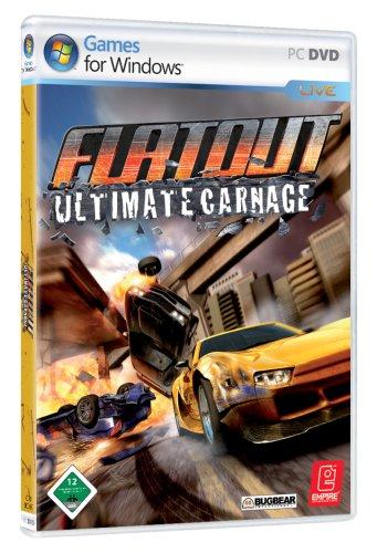 Télécharger sur eMule FlatOut : Ultimate Carnage