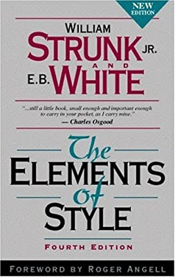 Strunk and White - Elements of Style