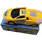 Theme My Party ME3 Car With 360 Degree Rotation (Pack Of 1)