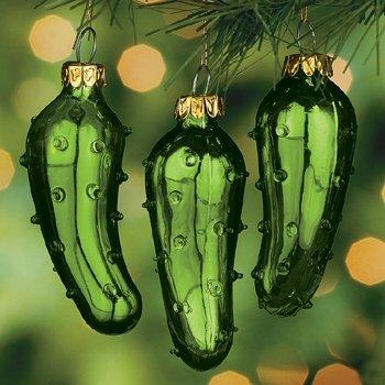 German Christmas Ornaments