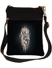 Snoogg High Resolution Cross Body Tote Bag / Shoulder Sling Carry Bag