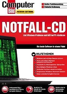 Notfall-CD (Computer Bild): Amazon.de: Software