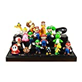 OliaDesign Super Mario Brothers Figures Set (18 Piece), 2