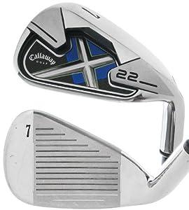 Amazon.com : Men's Callaway X-22 Irons : Golf Club Iron Sets : Sports & Outdoors