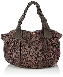 Liebeskind Berlin Guilia Suede Lux Shoulder Bag,Taupe,One Size