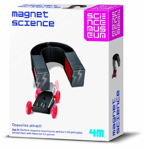 Great Gizmos - Science Museum Magnet Science, Set 10 giochi ed esperimenti sul magnetismo