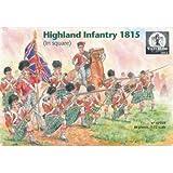 Waterloo 1/72 Highland (Scottish) Infantry 1815 # AP039 by Waterloo 1815