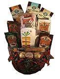 Starbucks Ghirardelli Land O Lakes Cozy Nights Hot Cocoa Chocolate Lovers Christmas Hanukkah Holiday Gift Basket Present
