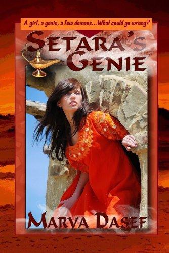 Book: Setara's Genie by Marva Dasef
