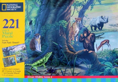 National Geographic Jigsaw Puzzles