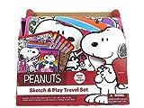 Peanuts Sketch and Play Travel Set by Skyhigh International LLC