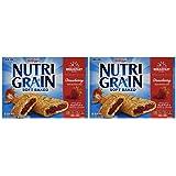 Kellogg's Nutri-Grain Nutri-Grain Cereal Bars - Strawberry - 1.3 Oz - 8 Ct - 2 Pk