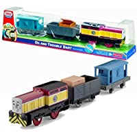 Fisher Price Year 2011 Thomas & Friends Day Of The Diesels Series Trackmaster Motorized Tank Engine 3 Pack Train...