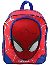 "Marvel Ultimate Spider-man 3D Large 16"" Backpack"