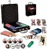 Batman / Dark Knight - Joker Poker Set