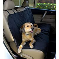 Stronghold Car Seat Cover For Dogs - Waterproof, Non Slip, Quick Install, Easy To Clean, Supports Children's Seats...