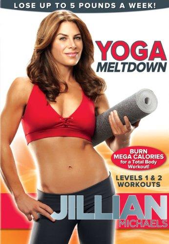 Yoga Meltdown DVD