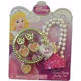 Disney Princess Sleeping Beauty Jewelry Set