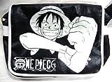 One Piece: Monkey D. Luffy Blk Messenger Bag