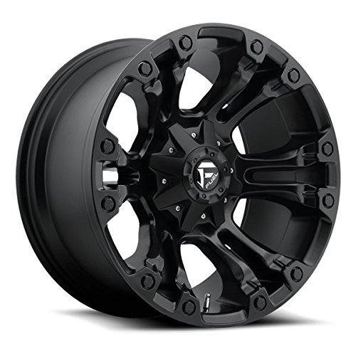 Fuel Offroad D560 Vapor 20×10 8×170 -18mm Matte Black Wheel Rim