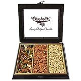 Chocholik Dryfruits Gift Box - Special Combo Of Baklava, Rocks & Almonds Gifts Box - Diwali Gifts