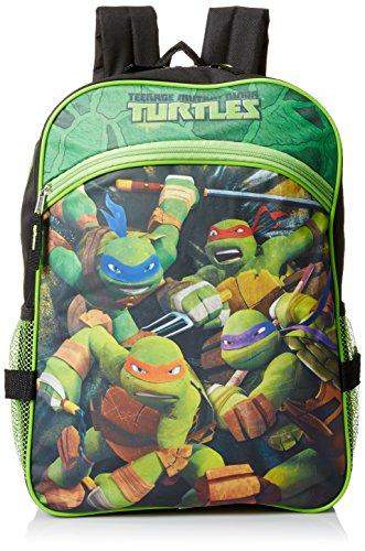 Teenage Mutant Ninja Turtles Backpack with Lunch Tote