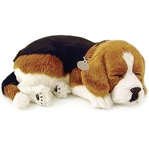 Amazon.com: Perfect Petzzz Beagle Breathing Puppy Dog
