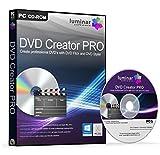 DVD Creator PRO - Powerful DVD Creation Software. Convert AVI, WMV, MP4 & More to DVD (PC & Mac)