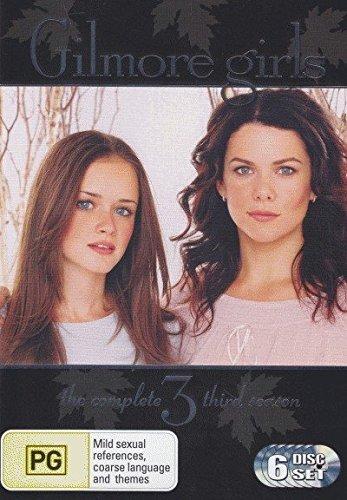 Gilmore Girls - Season 3 (New Packaging) DVD
