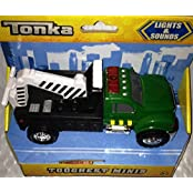 Tonka Toughest Minis Lights And Sounds Tow Truck