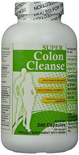 super colon cleanse