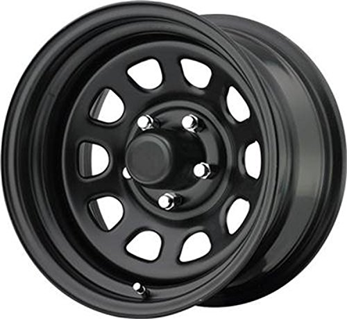 Pro Comp Steel Wheels Series 51 Wheel with Gloss Black Finish (15×8″/5×4.5″)