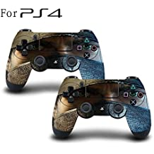 Elton PS4 Controller Designer 3M Skin For Sony PlayStation 4 DualShock Wireless Controller - Watch Dogs, Skin For One Controller Only