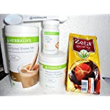 Herbalife Formula 1 Dutch Chocolate Flavor {500 Grams}& Herbalife Protein Powder{200 Grams} & Lemon Afresh{50...by Herbalife3,200.00Cash On Delivery Eligible.Hero Nutritional Products Slice Of Life Multi + Natural Fruit Flavors 60 Gumm