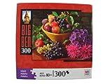 Big Ben 300 Piece Jigsaw Puzzle: Seasonal Fruit & Flower Still Life