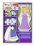 Rapunzel Wooden Magnetic Dress-Up Play Set
