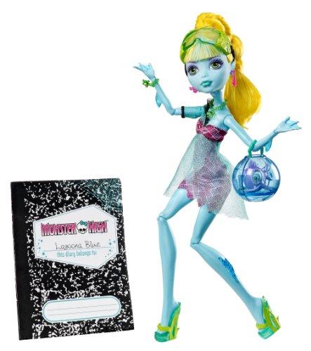 doll  monster highlagoona blue doll