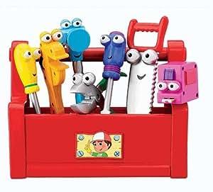 Handy Manny Talking Tool Box: Amazon.co.uk: Toys & Games