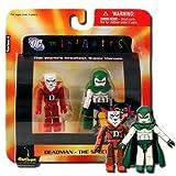 DC Universe MiniMates Wave 4 Deadman and Spectre by DC Comics