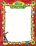 Paper Magic Eureka Dr. Seuss If I Ran The Circus Blank 17