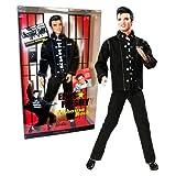 Mattel Year 2009 Barbie 50th Anniversary Collector Edition Pink Label Series 12 Inch Doll Set - ELVI
