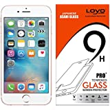 Apple IPhone 6S Tempered Glass,Tempered Glass Screen Guard, Temper Glass, LOYO Tempered Glass Screen Protector...