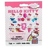 Hello Kitty Mega Bloks Item #10826 Minifigure Mystery Pack 1 RANDOM Mini Figure