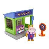 Richard Scarry's Busytown Small Destination Playset - Book Store