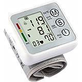 Professional Wrist Type Home Automatic Digital Blood Pressure Monitor Electronic Sphygmomanometer Irregular Heartbeat...