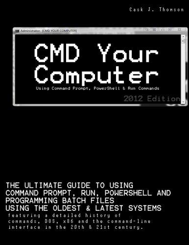 Command Prompt Commands Pdf