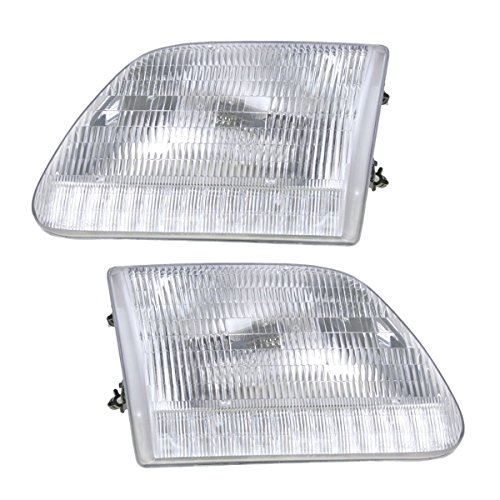 Prime Choice Auto Parts KAPFD10081A1PR Headlight Pair