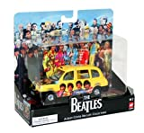 Corgi The Beatles Album Cover Die-Cast Collectable Sgt. Peppers Lonely Heartsclub Band Lon...