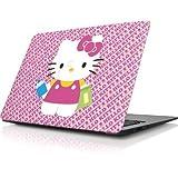 Pink Fashion - Hello Kitty School Girl - Apple MacBook Air 13 (2010-2013) - Skinit Skin